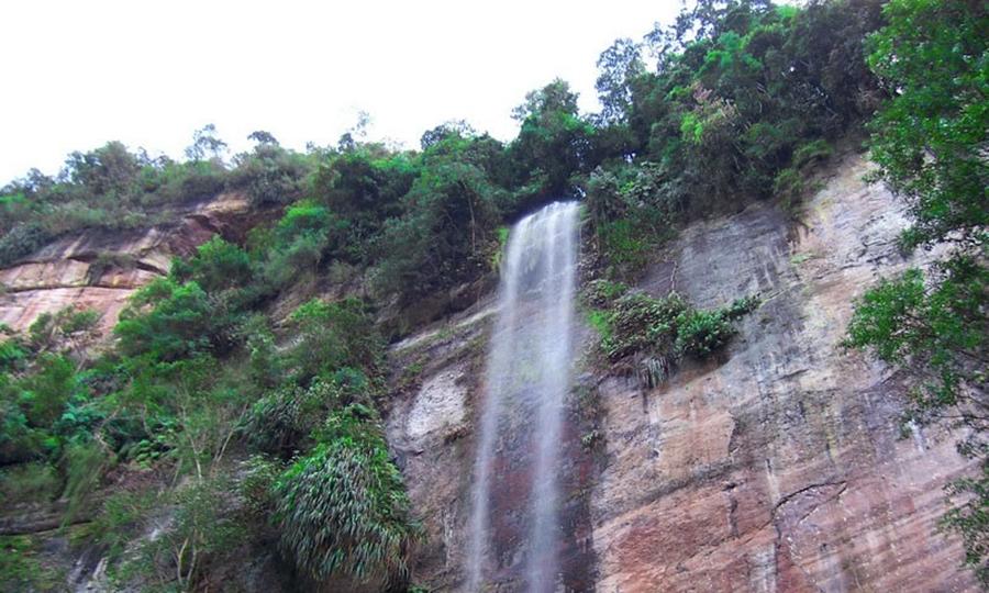 Air Terjun Payakumbuh wisata air terjun terindah di Indonesia