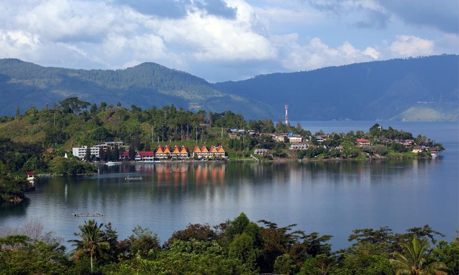 Danau Toba wisata alam terindah di Indonesia