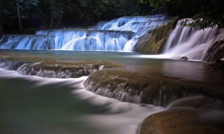 Air Terjun Moramo, destinasi wisata air terjun terindah di Indonesia