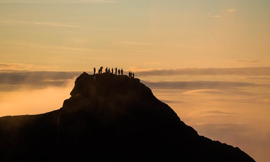 Gunung Agung wisata gunung terindah di Indonesia