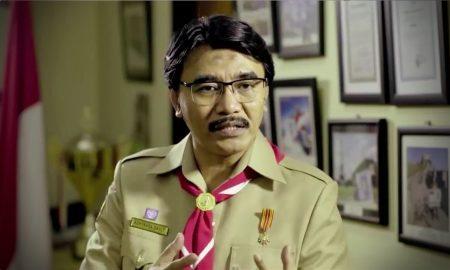 Kak Adhyaksa Dault, Ketua Kwarnas 2013-2018