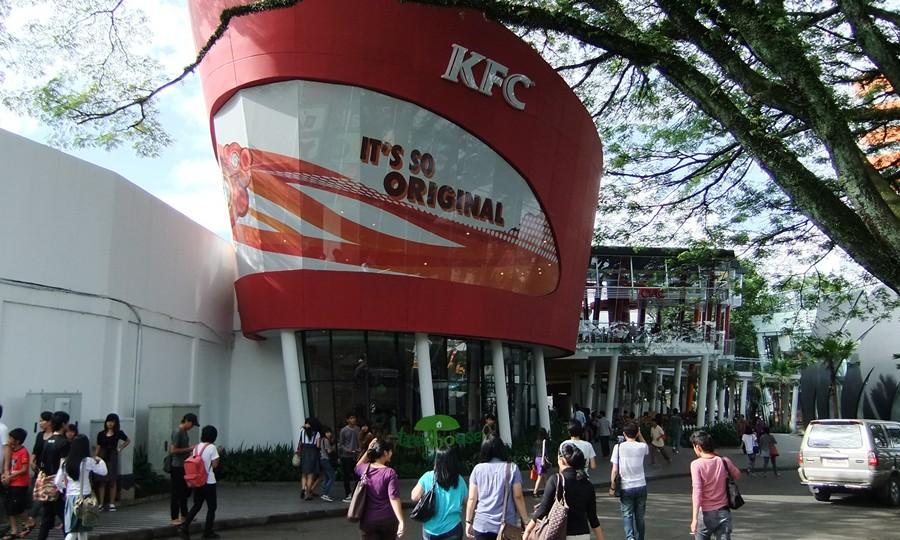 KFC Cihampelas Walk