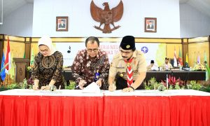 Adhyaksa Dault Ketua Kwarnas 2013-2018