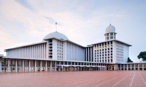 Foto Masjid Istiqlal Jakarta