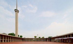 Pelataran Dalam Masjid Istiqlal