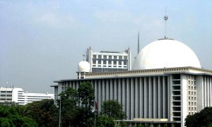 View Kubah Masjid Istiqlal