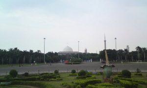 View Jauh Masjid Istiqlal