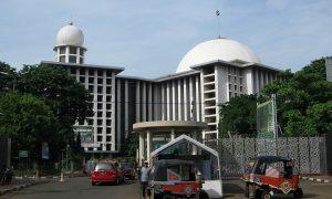 Bajaj Masjid Istiqlal