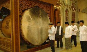Bedug Besar Masjid Istiqlal