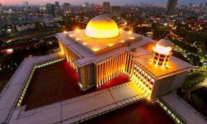 Masjid IStiqlal Indah
