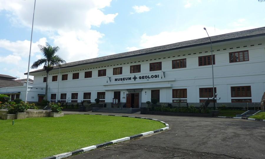 Museum Geologi Wisata Pendidikan di Bandung