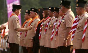 Presiden RI Pramuka Utama 06