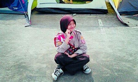 Santika Damayanti Pramuka Garuda Bandung