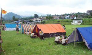 Tenda Regu Pramuka 01