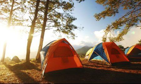 Camping ground untuk keluarga