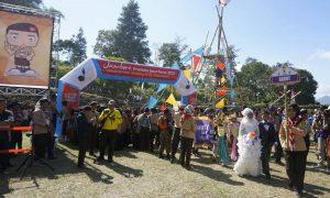 Jambore Daerah Jawa Barat 2017