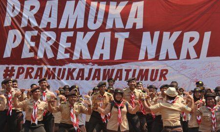 Deklarasi Pramuka Perekat NKRI