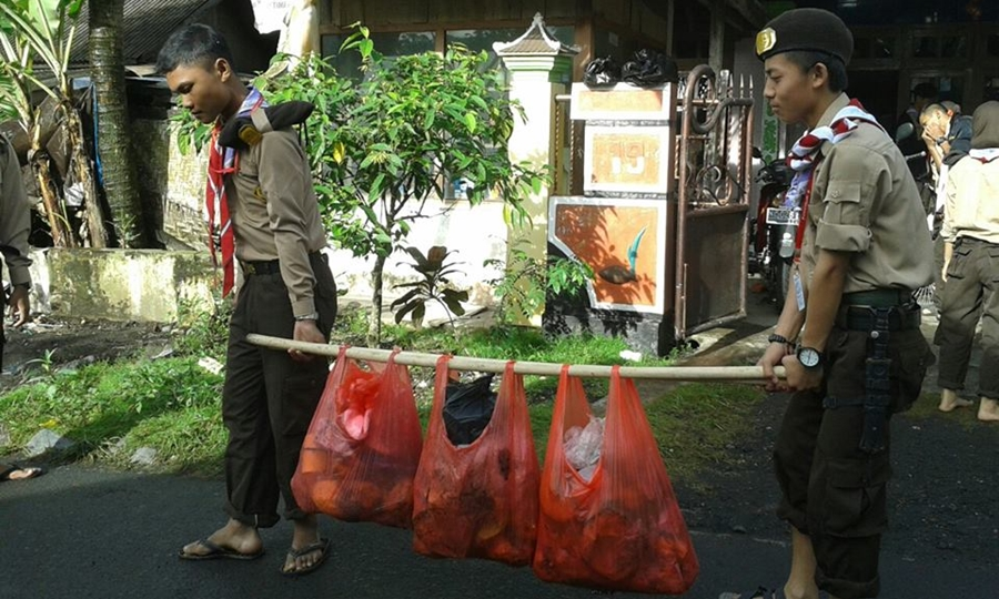 Pramuka Peduli Lingkungan Hidup, Program Gudep Ramah Lingkungan