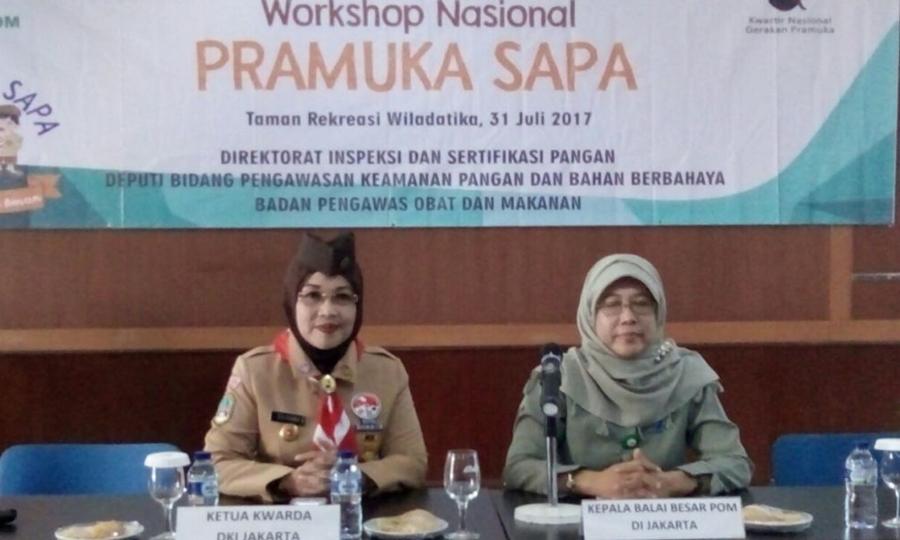 Workshop Sadar Pangan