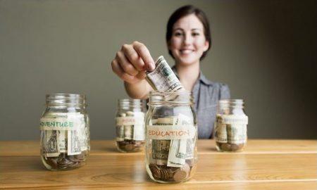 uang untuk ditabung