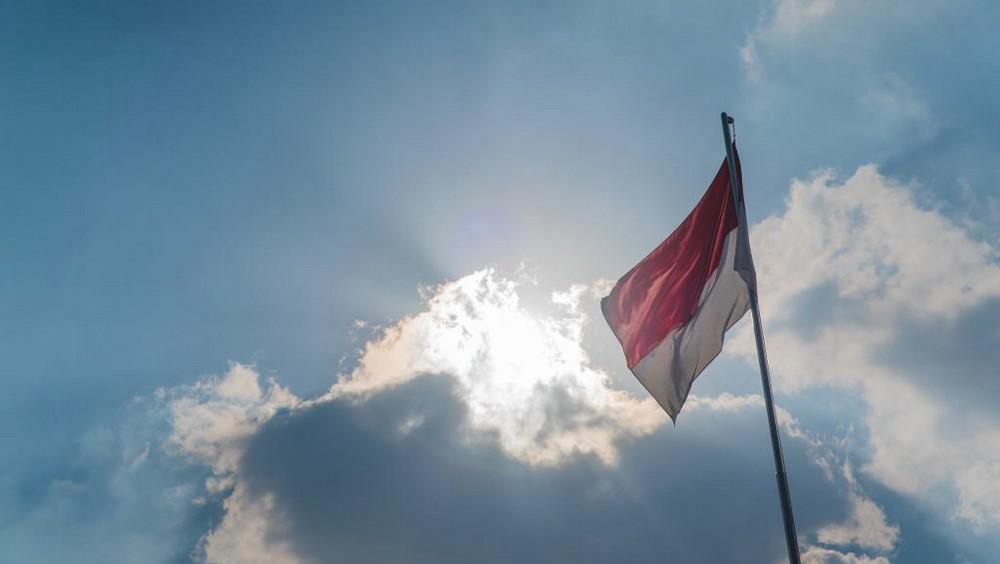 kibaran merdeka bendera merah putih
